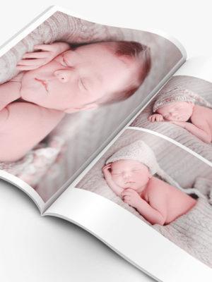 Livro de Fotos Magazine